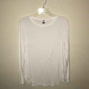 Long sleeve lux top